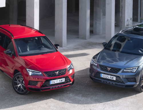 THE CUPRA ATECA, WHEN DYNAMISM GETS SOPHISTICATED