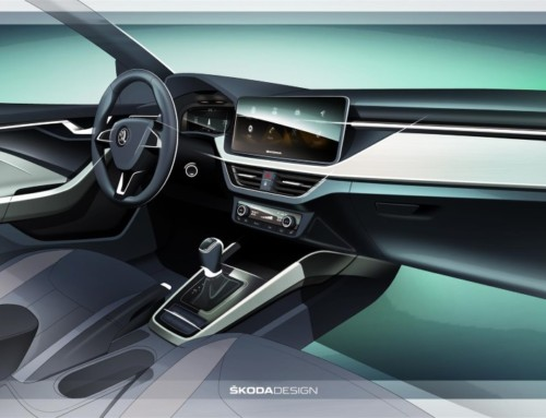 ŠKODA SCALA, THE INTERIOR DESIGN