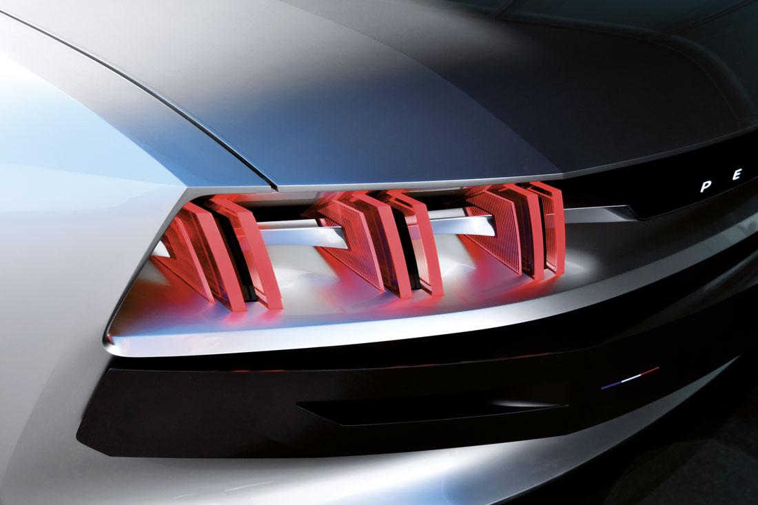 Peugeot E Legend Eredita Per Il Futuro