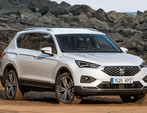 SEAT TARRACO, SPANISH EXCELLENCE