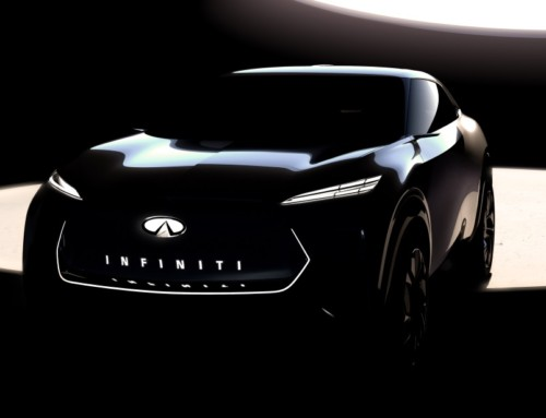INFINITI, A NEW ELECTRIC CROSSOVER AT DETROIT