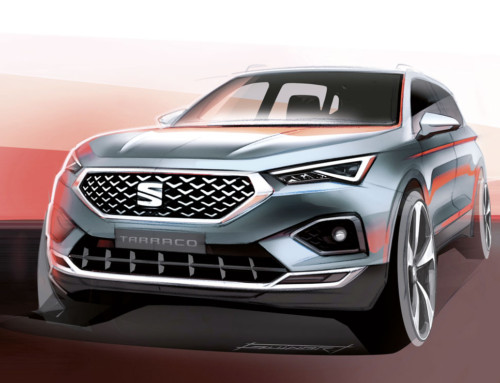 SEAT TARRACO, WHERE THE FUTURE STARTS