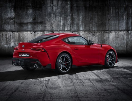 TOYOTA SUPRA, THE LEGEND IS BACK
