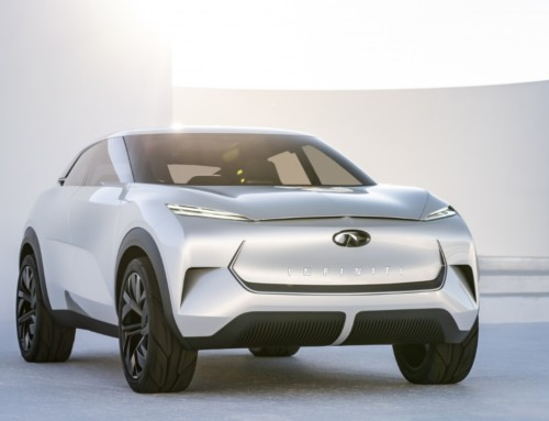 INFINITI QX INSPIRATION, A NEW DESIGN LANGUAGE