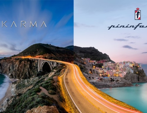 PININFARINA AND KARMA, A PARTNERSHIP FOR GOOD DESIGN