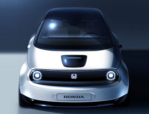 HONDA: AN ELECTRIC CAR AT GENEVA 2019