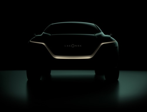 LAGONDA ALL-TERRAIN CONCEPT, FIRST ASTON MARTIN SUV