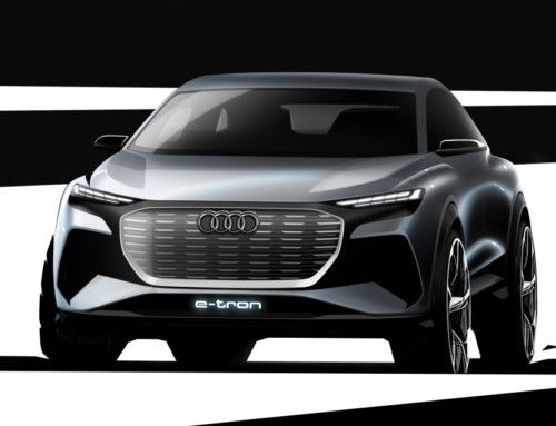 AUDI Q4 E-TRON, ELECTRIC CROSSOVER