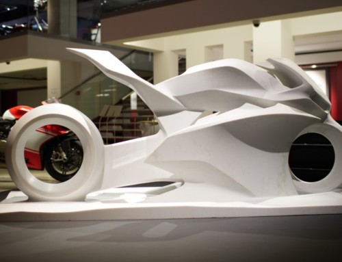 THE DUCATI DESIGN ON EXHIBITION IN SAINT PETERSBURG