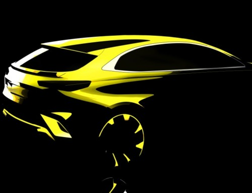 KIA XCEED FIRST SKETCH