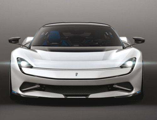 AP BATTISTA BY PININFARINA, PRAISE OF FLUENCY