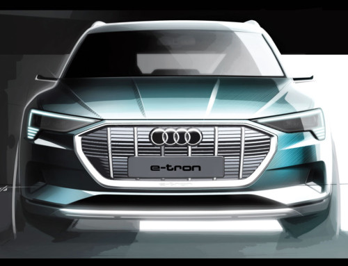 AUDI E-TRON, PROGRESSIVE LANGUAGE
