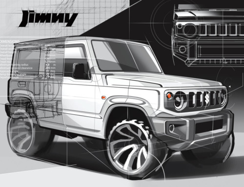 SUZUKI JIMNY, UNCOMPROMISING OFF-ROADER