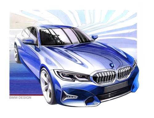 BMW SERIE 3, STILE E SPORTIVITA'