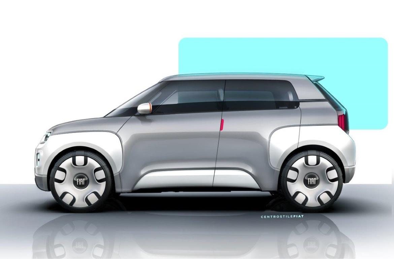 Fiat Centoventi Electric Custom Auto Design