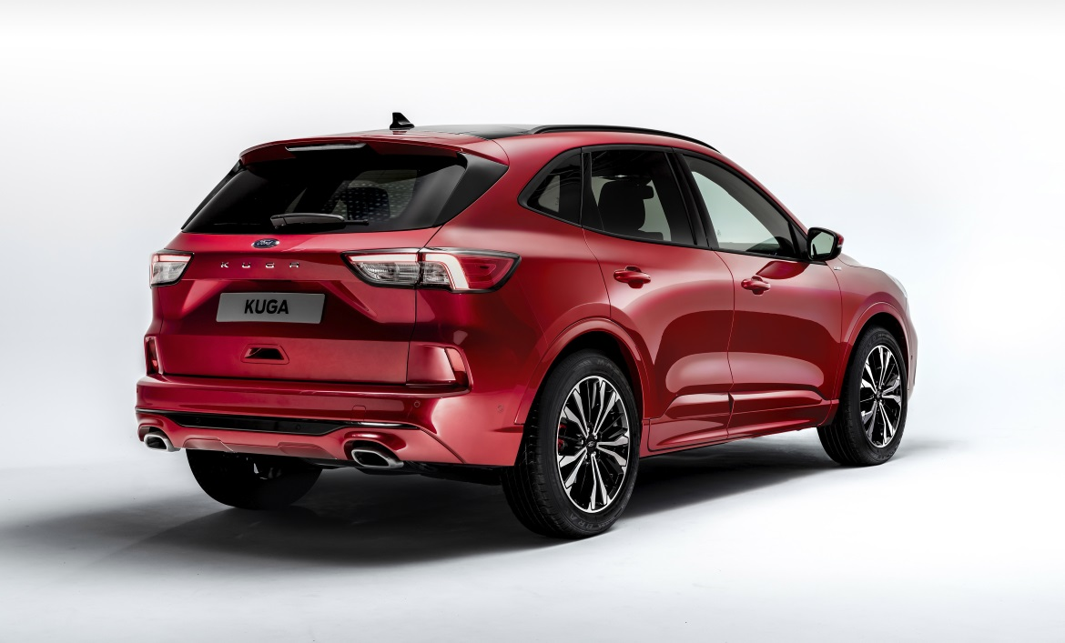 Ford Kuga Emotional Design Auto Design