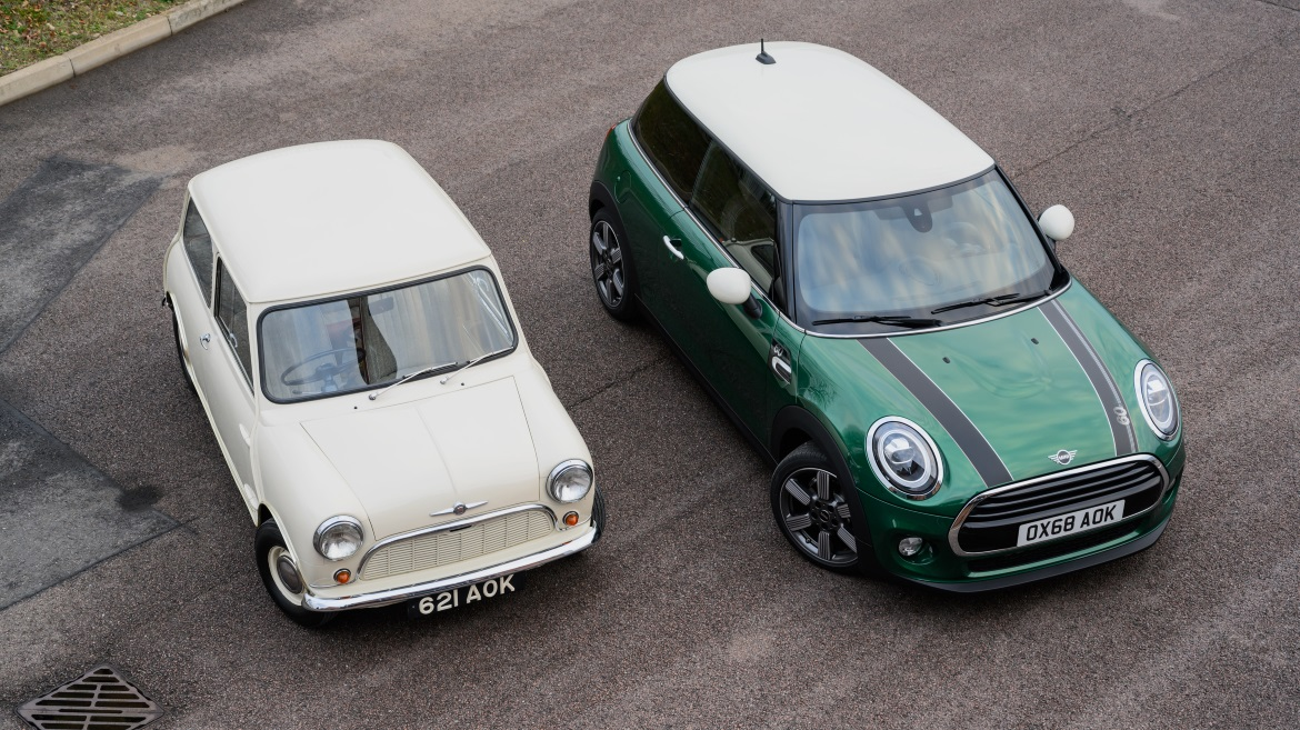 Mini 60th Years Edition