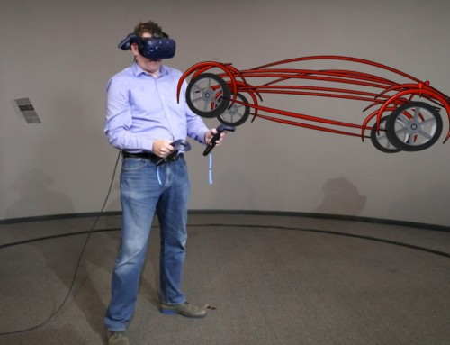 FORD DESIGN: FROM DESK TO VIRTUAL REALITY