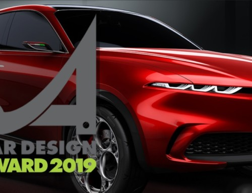 CAR DESIGN AWARD 2019, THE FINALISTS