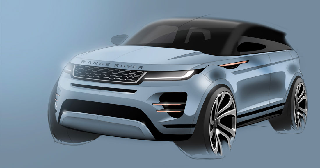 LR Range Rover Evoque
