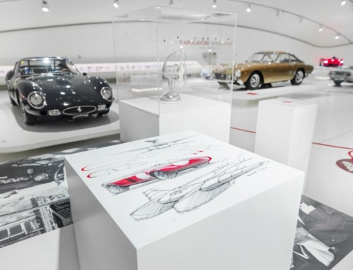FERRARI: TIMELESS MASTERPIECES ON SHOW