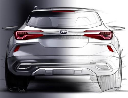 KIA: PRIME IMMAGINI DEL SUV COMPATTO