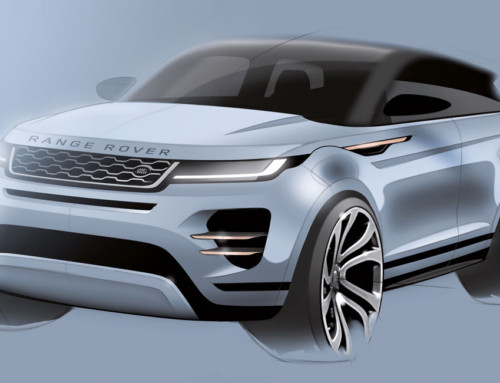 RANGE ROVER EVOQUE, OBJECT OF DESIRE