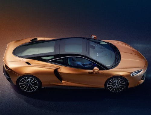 MCLAREN GT: DESIGNED TO TRAVEL