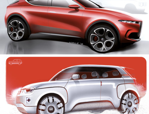 "ALFA ROMEO E FIAT, SUPPLEMENTO ""DOUBLE FACE"""