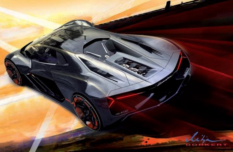 Lamborghini III Millennio