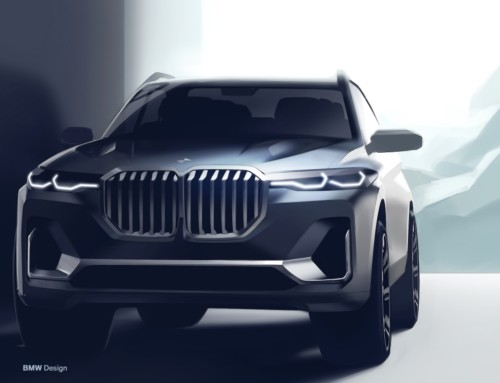 BMW X7: THE FLAGSHIP DRESSES UP AS A SUV