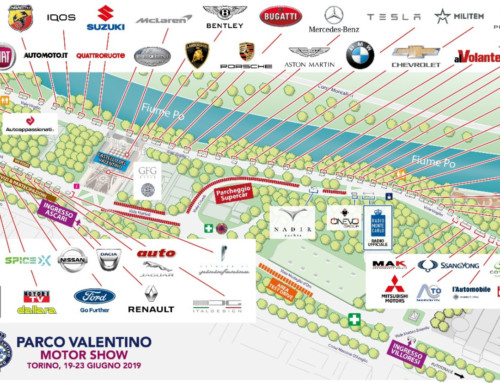PARCO VALENTINO 2019, THREE WEEKS TO GO