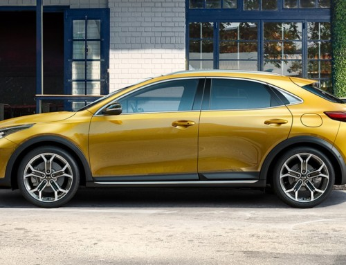 KIA XCEED, EXPRESSIVE AND MODERN DESIGN