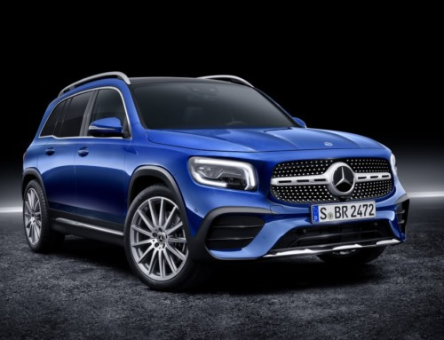 MERCEDES-BENZ GLB, STYLE AND VERSATILITY