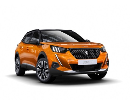 PEUGEOT 2008, POWERFUL AND DISTINCTIVE