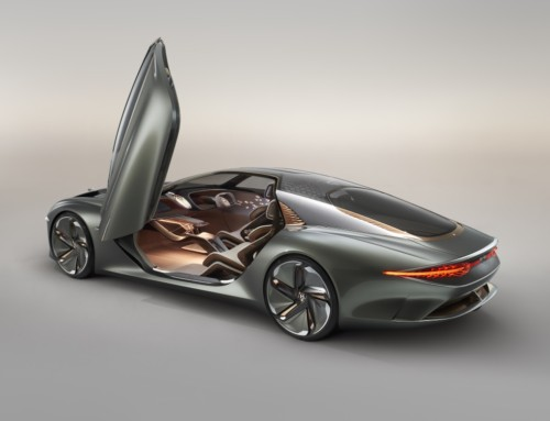 BENTLEY EXP 100, LUXURY FOR THE FUTURE