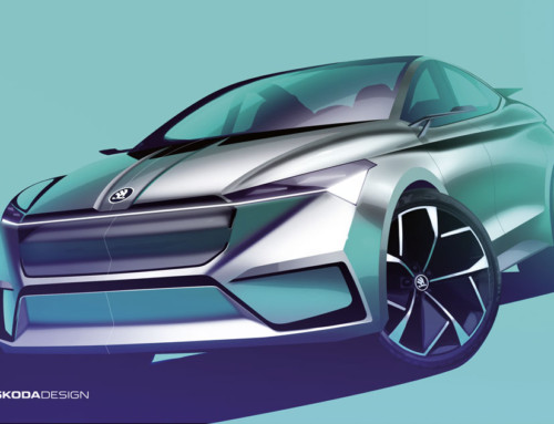 SKODA VISION iV, DESIGNED TO SURPRISE