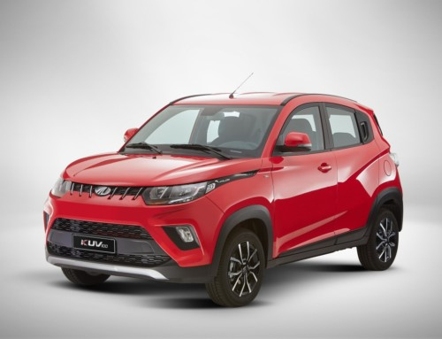 MAHINDRA SUV: RENEWED IN DESIGN