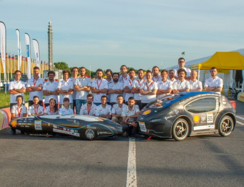 H2POLITO ON THE PODIUM AT SHELL ECO-MARATHON EUROPE