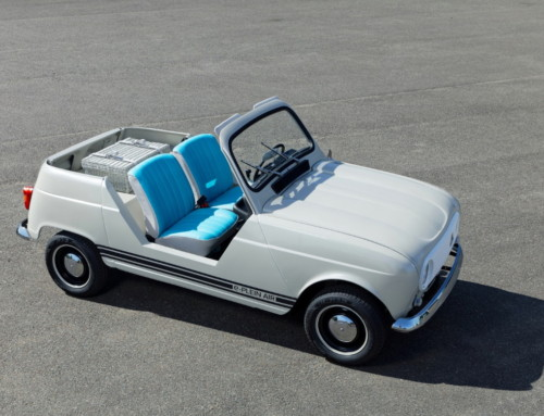 RENAULT 4L E-PLEN AIR, BACK TO ZERO EMISSIONS
