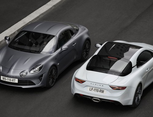 ALPINE A110 S, SOPHISTICATED AGGRESSION