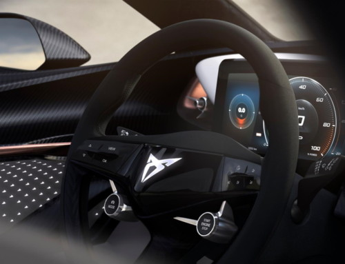 THE CUPRA CONCEPT INTERIOR