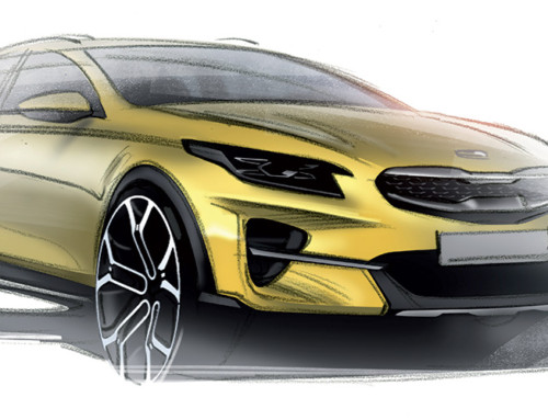 KIA XCEED, SPORTY FLAVOUR