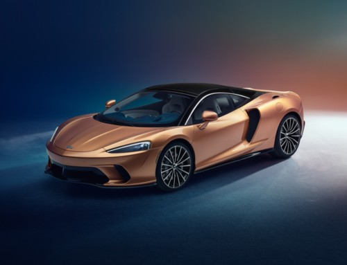 MCLAREN GT, THE FIRST OF ITS KIND