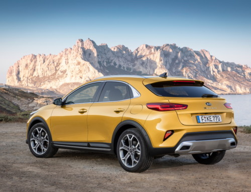 KIA XCEED, THE SUV COUPE'