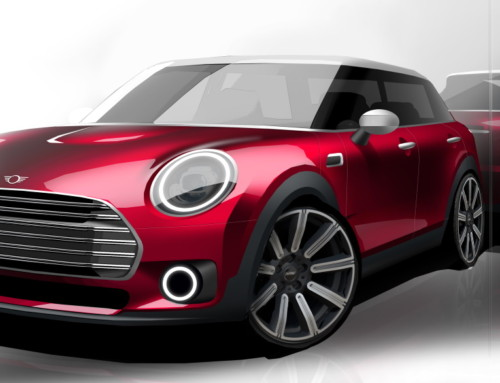 MINI CLUBMAN, ELEGANT AND SPORTY