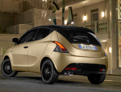 LANCIA YPSILON MONOGRAM, HUNTING FOR EXCLUSIVITY
