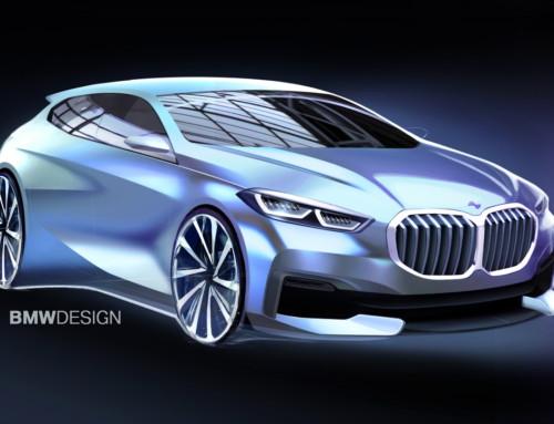 BMW SERIE 1, PASSO AVANTI