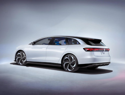 VOLKSWAGEN ID. SPACE VIZZION, ELECTRIC SEVENTH