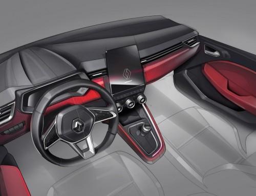 RENAULT CLIO, AUTONOMOUS DRIVING ERGONOMICS